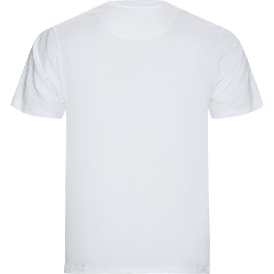 DEPT. - Dept. Tee - T-shirts - Regular - WHITE - 2