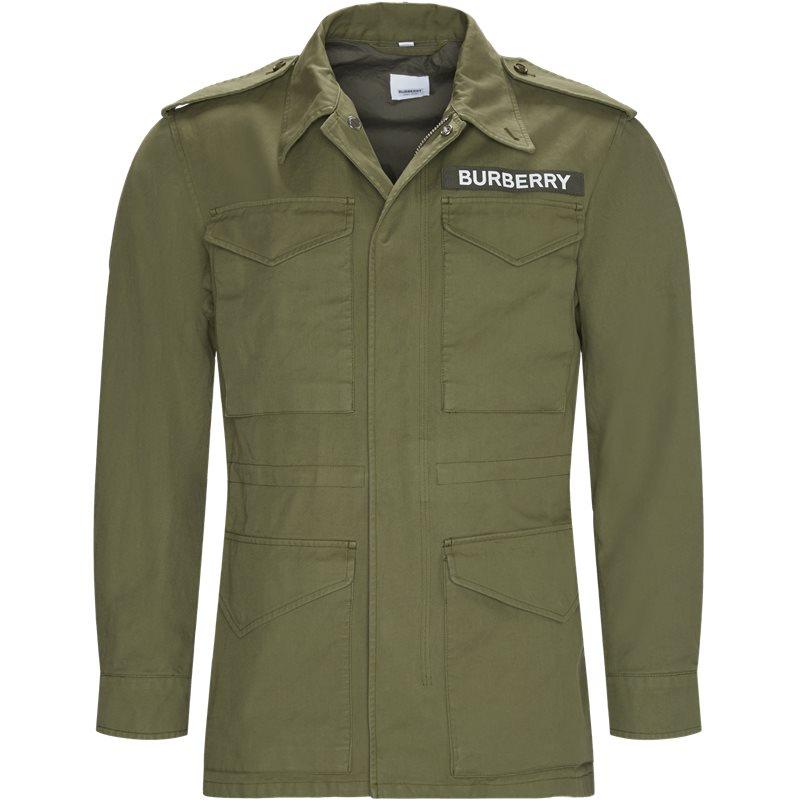 Burberry MIDDLETON 8009554 Jakker Oliven