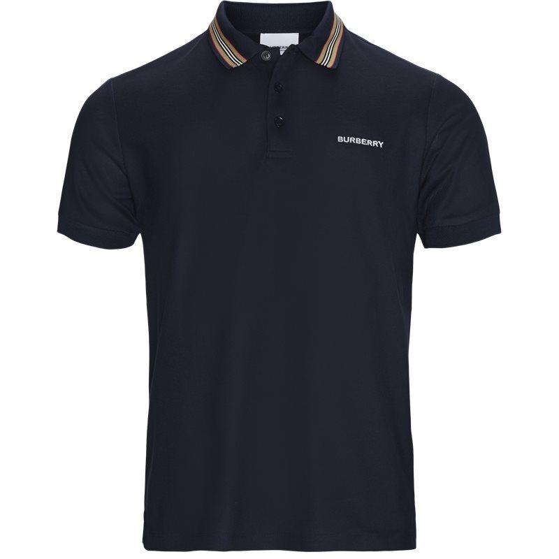 Billede af Burberry JOHNSTON 8010039 T-shirts Navy