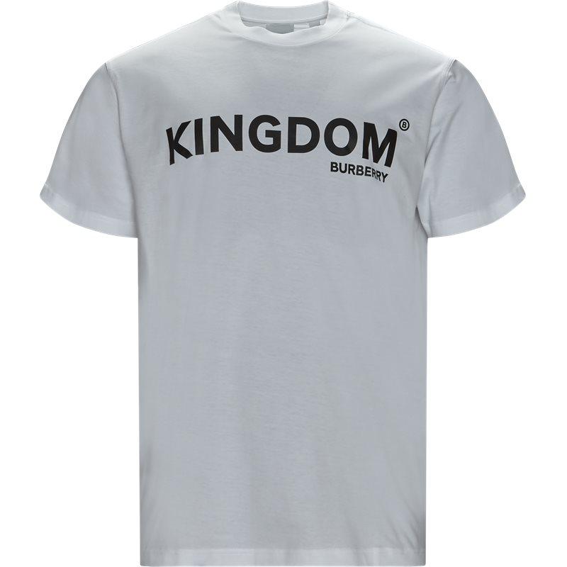 Billede af Burberry KARL 8010438 T-shirts Hvid