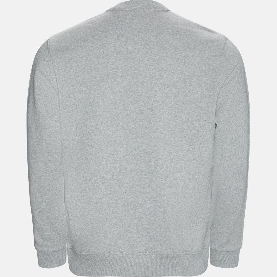 LANDLOW 8009505 - Sweatshirts - GRÅ - 2