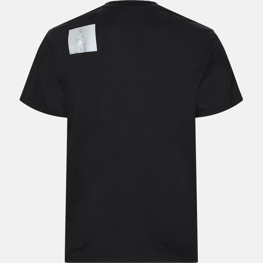 8013599 - T-shirts - Oversized - SORT - 2