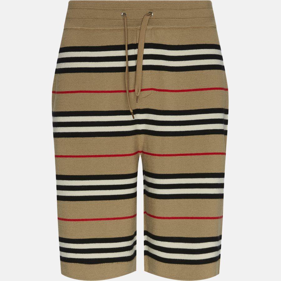 KENTON - Shorts - CAMEL - 1
