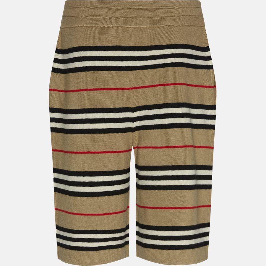 KENTON - Shorts - CAMEL - 2