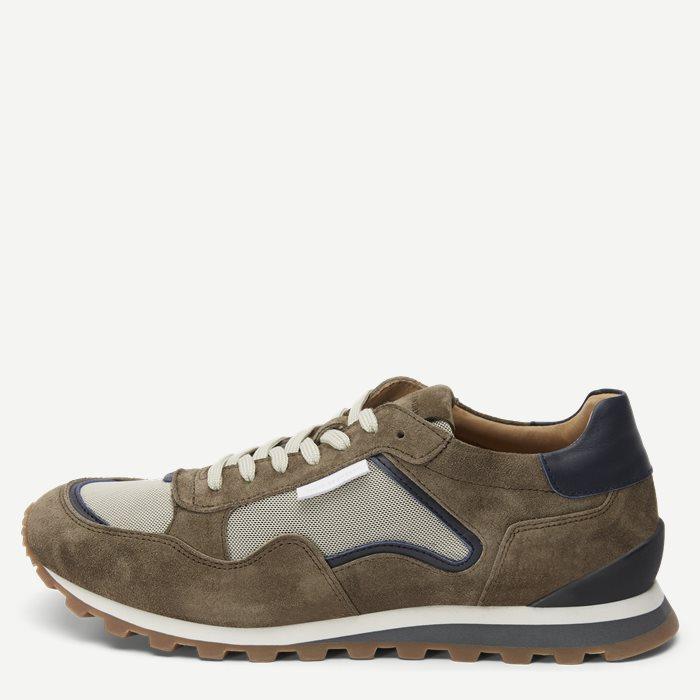 Spotting sko - Sko - Brun