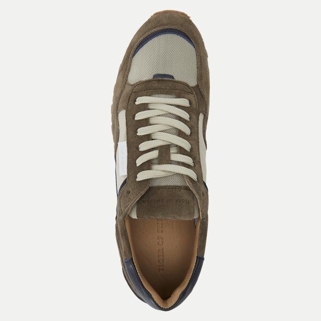 Spotting sko