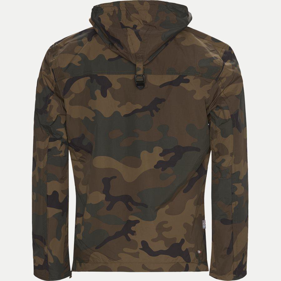 RAINFOREST S PRINT - Rainforest S Print Vindjakke - Jakker - Regular - camouflage - 2