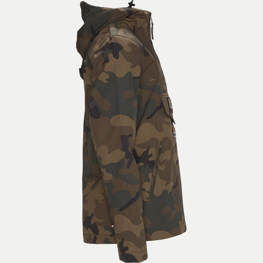 RAINFOREST S PRINT - Rainforest S Print Vindjakke - Jakker - Regular - camouflage - 4