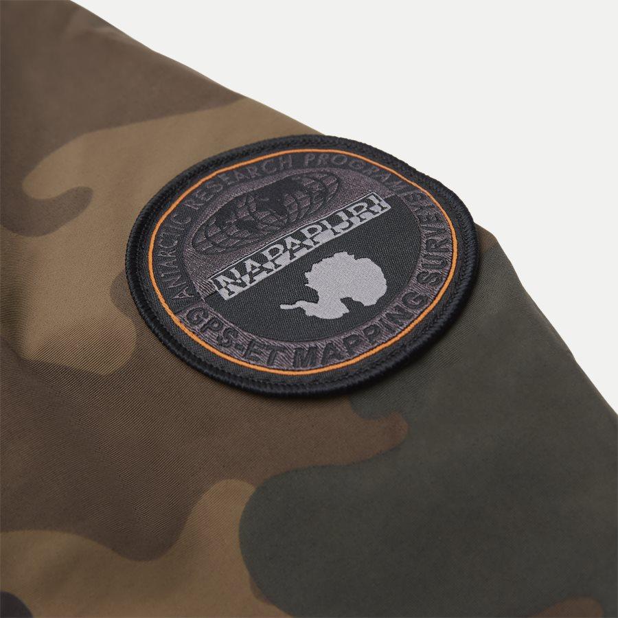 RAINFOREST S PRINT - Rainforest S Print Vindjakke - Jakker - Regular - camouflage - 6