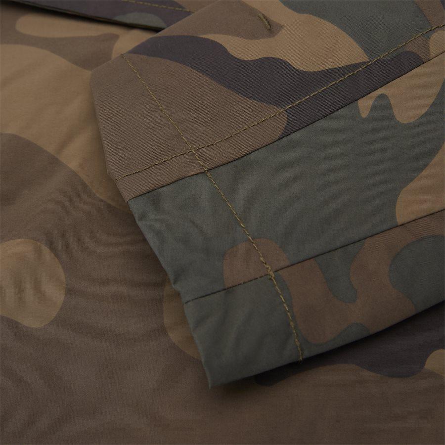 RAINFOREST S PRINT - Rainforest S Print Vindjakke - Jakker - Regular - camouflage - 9