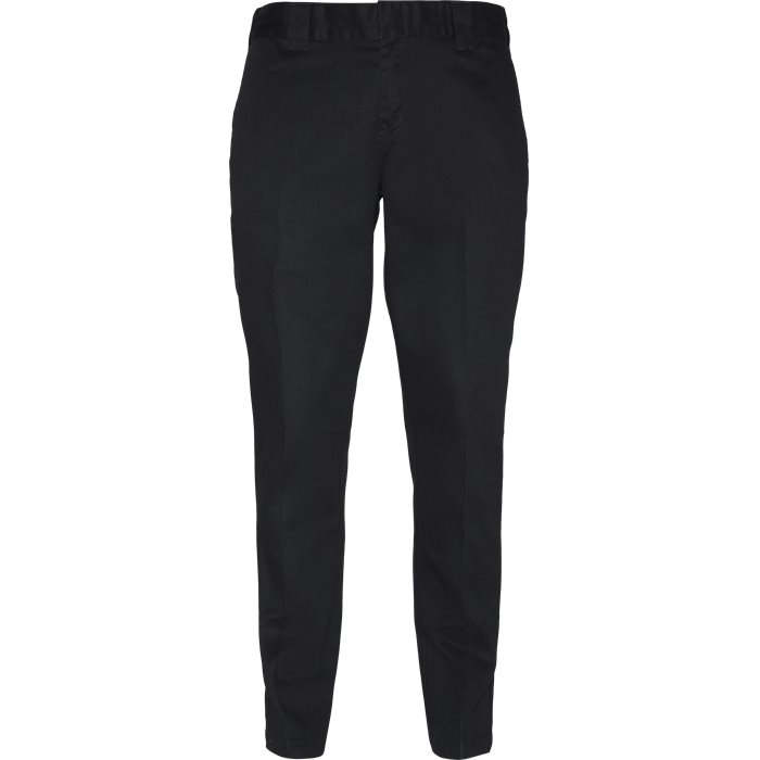 Slim Work Pant - Bukser - Tapered fit - Sort