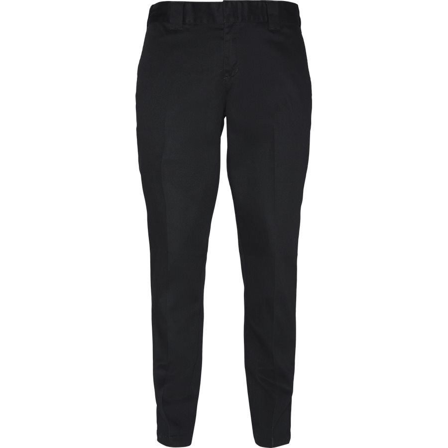 SLIM WORK PANT WE872 - Slim Work Pant - Bukser - Tapered fit - SORT - 1