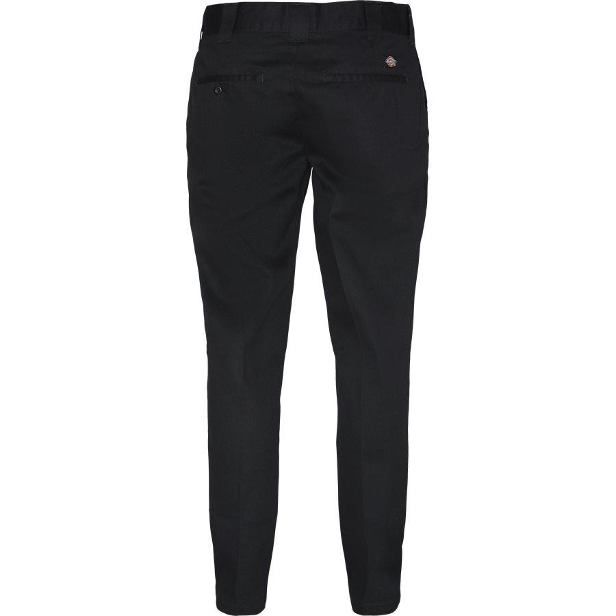 SLIM WORK PANT WE872 - Slim Work Pant - Bukser - Tapered fit - SORT - 2