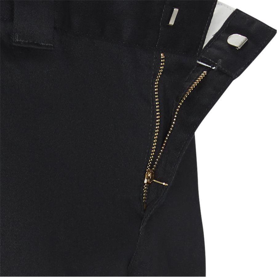 SLIM WORK PANT WE872 - Slim Work Pant - Bukser - Tapered fit - SORT - 4