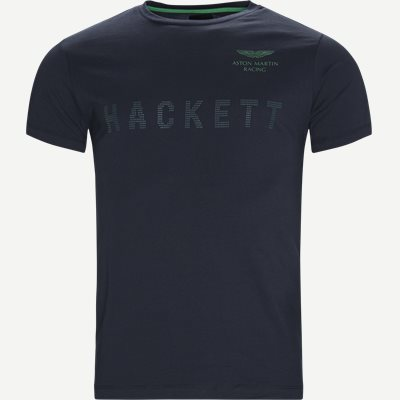T-shirt Regular | T-shirt | Blå