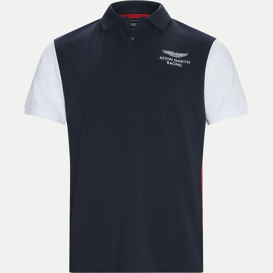 HM562347 - T-shirts - Regular - NAVY - 1