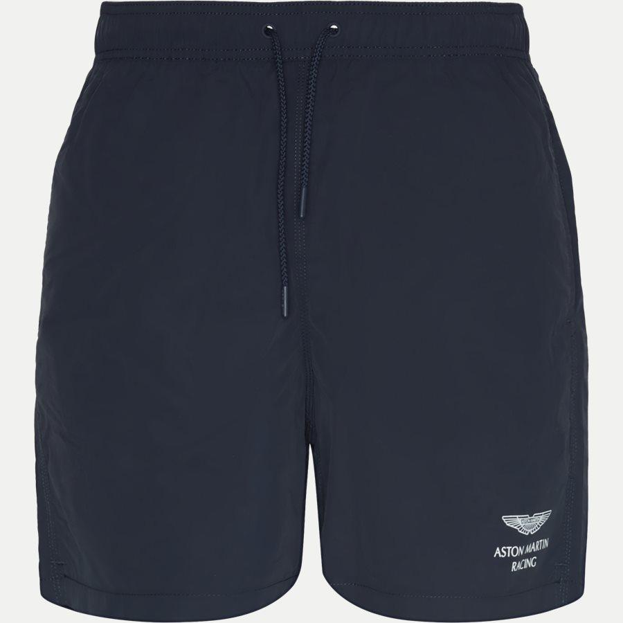 HM800962 - AMR Solid Badeshorts - Shorts - Regular - NAVY - 1