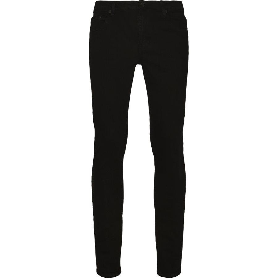 DP1000 MR.RED - Mr. Red Jeans - Jeans - Slim - BLACK - 1