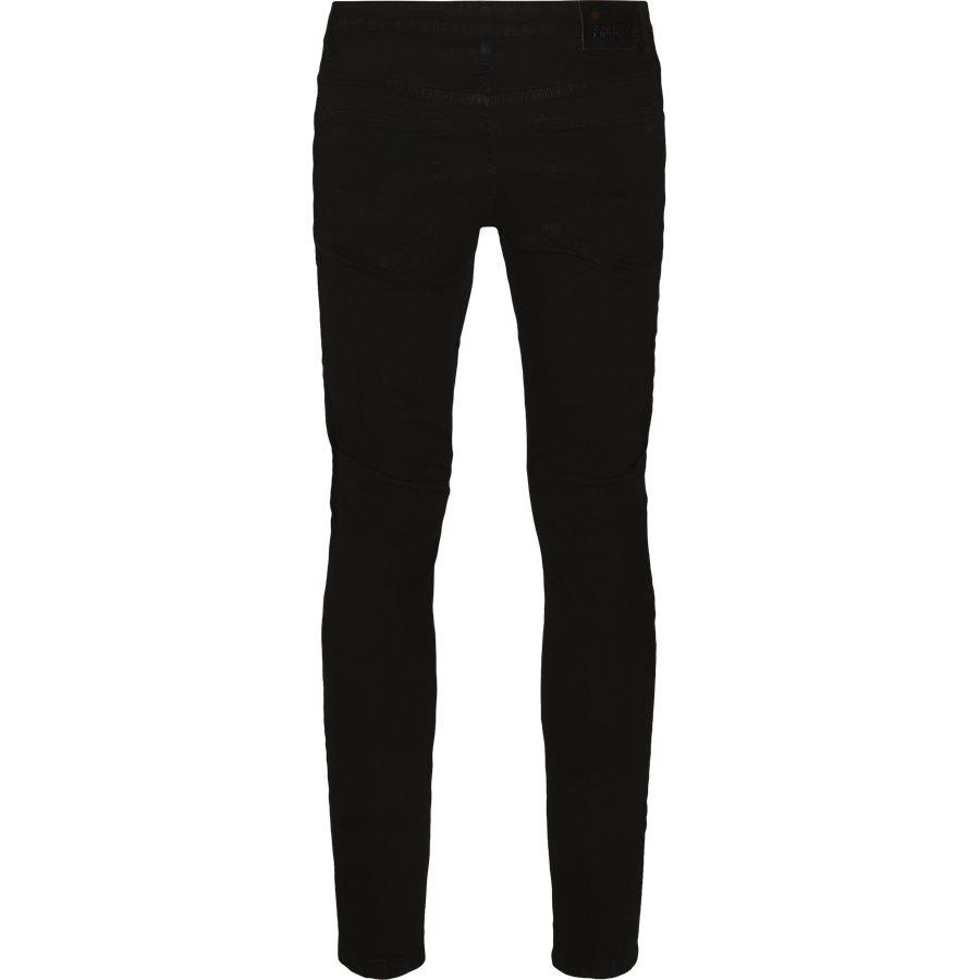 DP1000 MR.RED - Mr. Red Jeans - Jeans - Slim - BLACK - 2