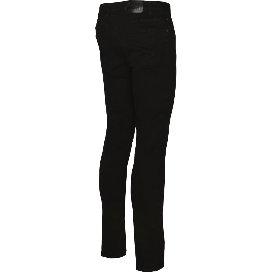 DP1000 MR.RED - Mr. Red Jeans - Jeans - Slim - BLACK - 3