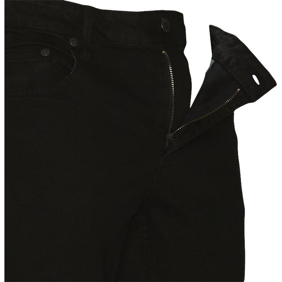 DP1000 MR.RED - Mr. Red Jeans - Jeans - Slim - BLACK - 4