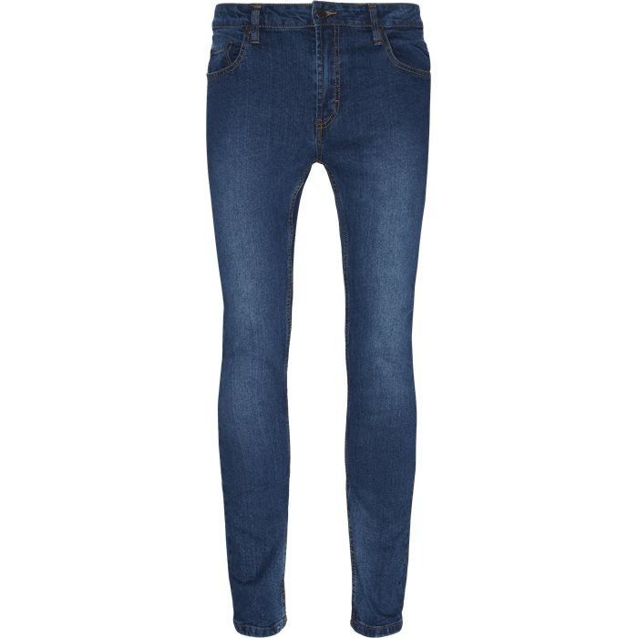 Mr. Red Jeans - Jeans - Slim - Blå