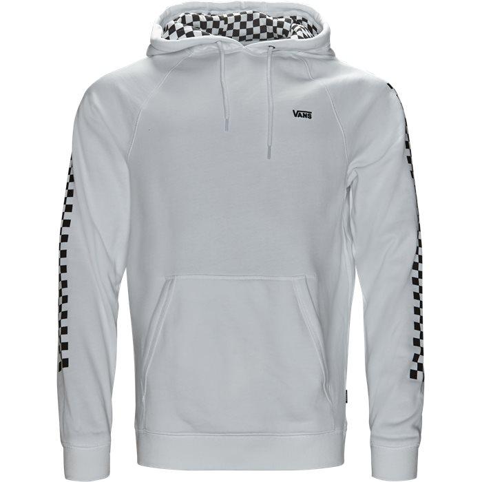 Versa Hoodie - Sweatshirts - Regular - Hvid