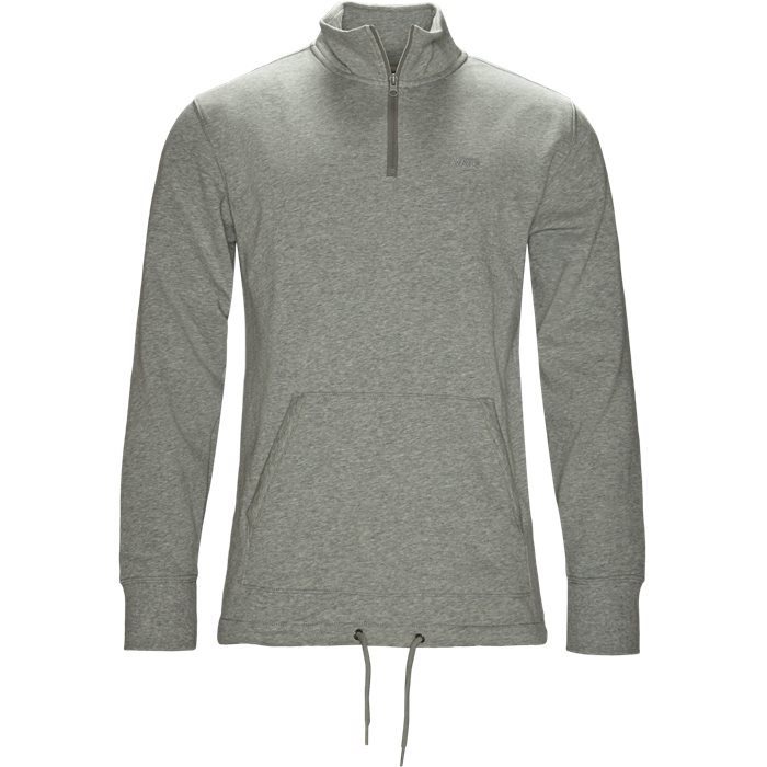 Versa QZP - Sweatshirts - Regular - H.GREY