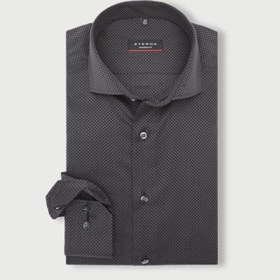 3281 Skjorte Modern fit | 3281 Skjorte | Sort