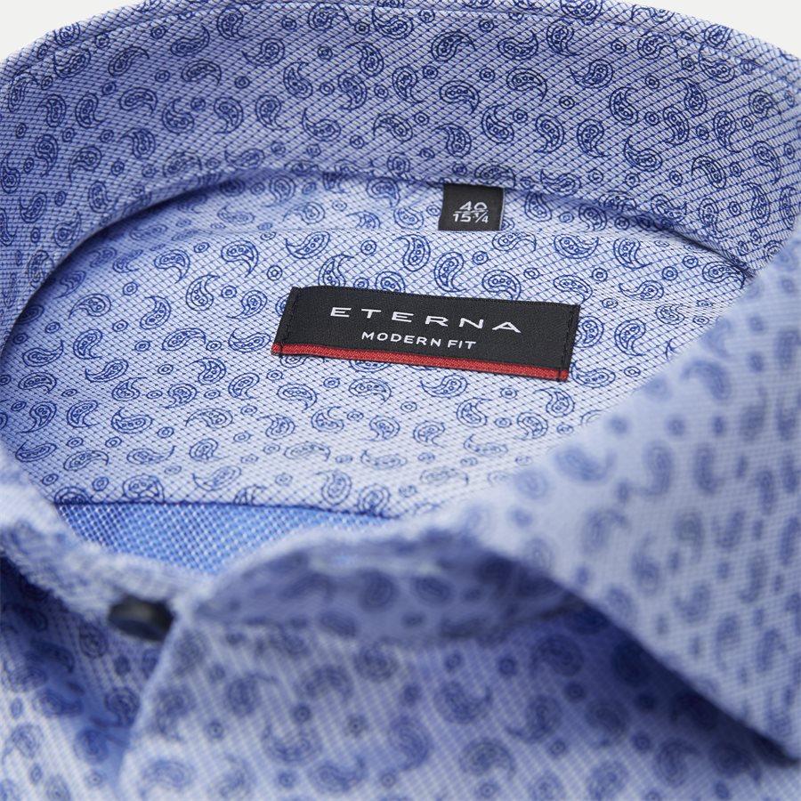 3267 X17V - 3267 Skjorte - Skjorter - Modern fit - BLÅ - 2