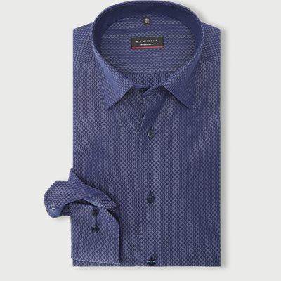 3251 Skjorte Modern fit   3251 Skjorte   Blå