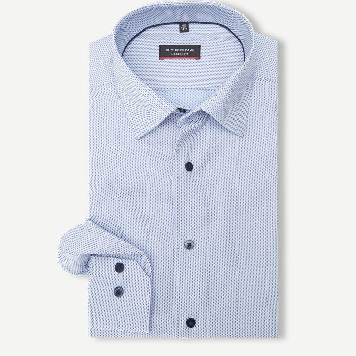 3220 Skjorte - Skjorter - Modern fit - Blå