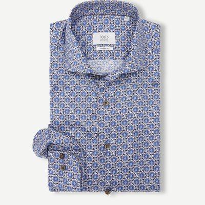3822 Skjorte Modern fit | 3822 Skjorte | Brun
