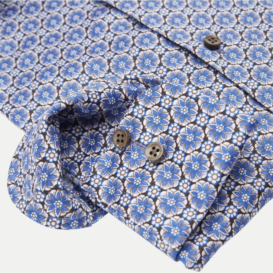 3822 X682 - 3822 Skjorte - Skjorter - Modern fit - BRUN - 4