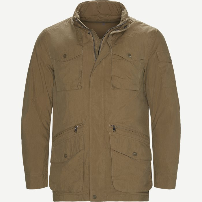 Le Mat Jacket - Jakker - Regular - Brun