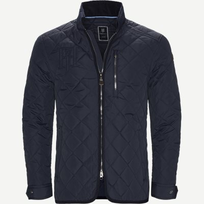 Decato Jacket Regular | Decato Jacket | Blå