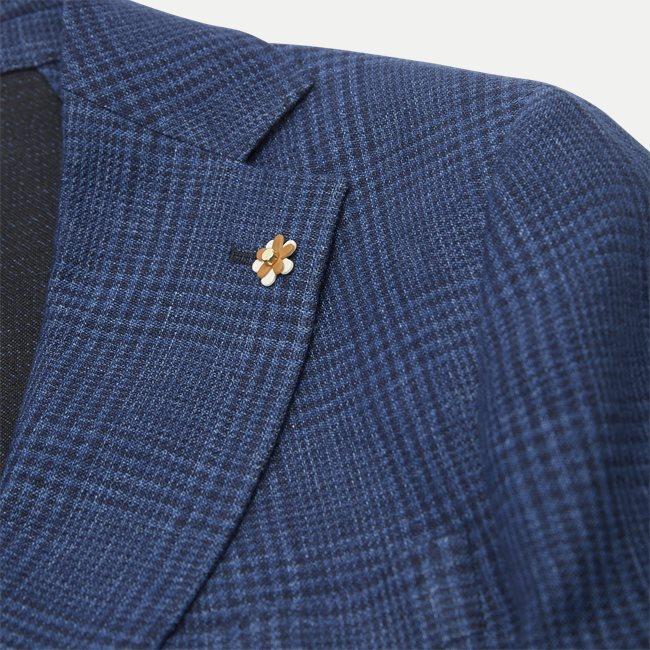 Glencheck Jersey Jacket