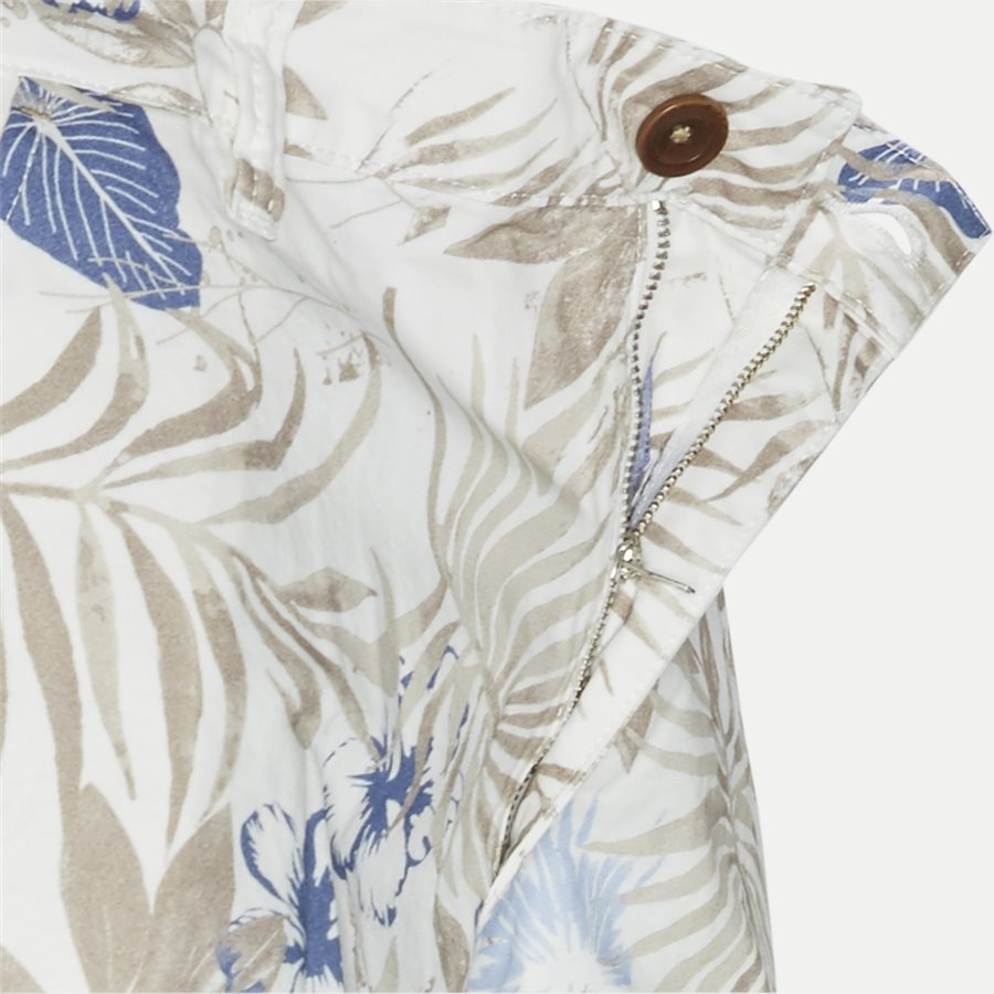 04620 FLOWER SHORTS - Flower Shorts - Shorts - Regular - HVID - 4