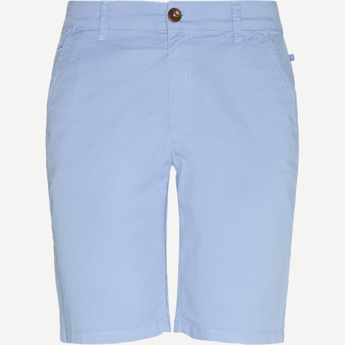 Classic Chino Shorts - Shorts - Regular - Blå