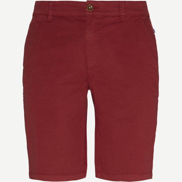 Classic Chino Shorts - Shorts - Regular - Rød