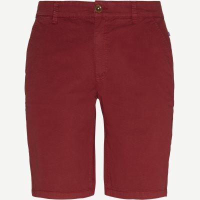 Classic Chino Shorts Regular | Classic Chino Shorts | Rød