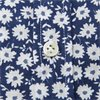 04662 SHIRT, BLUE FLOWER - Shirt Blue Flower - Skjorter - Casual fit - LYSBLÅ - 3