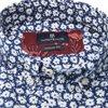 04662 SHIRT, BLUE FLOWER - Shirt Blue Flower - Skjorter - Casual fit - LYSBLÅ - 5