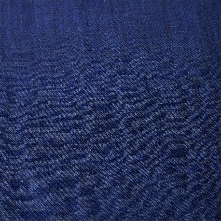 04638 SHIRT, LINEN DELAVE - Shirt Linen Delave - Skjorter - Casual fit - BLÅ - 3