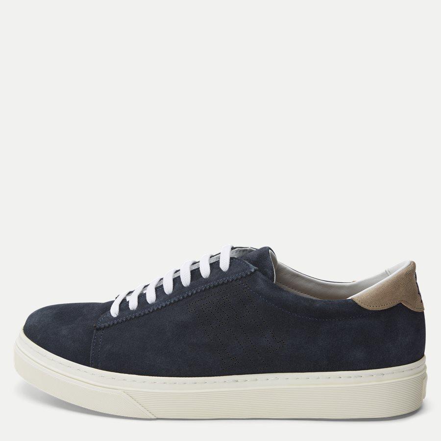 04724 VESPA SNEAKER - Shoes - NAVY - 1