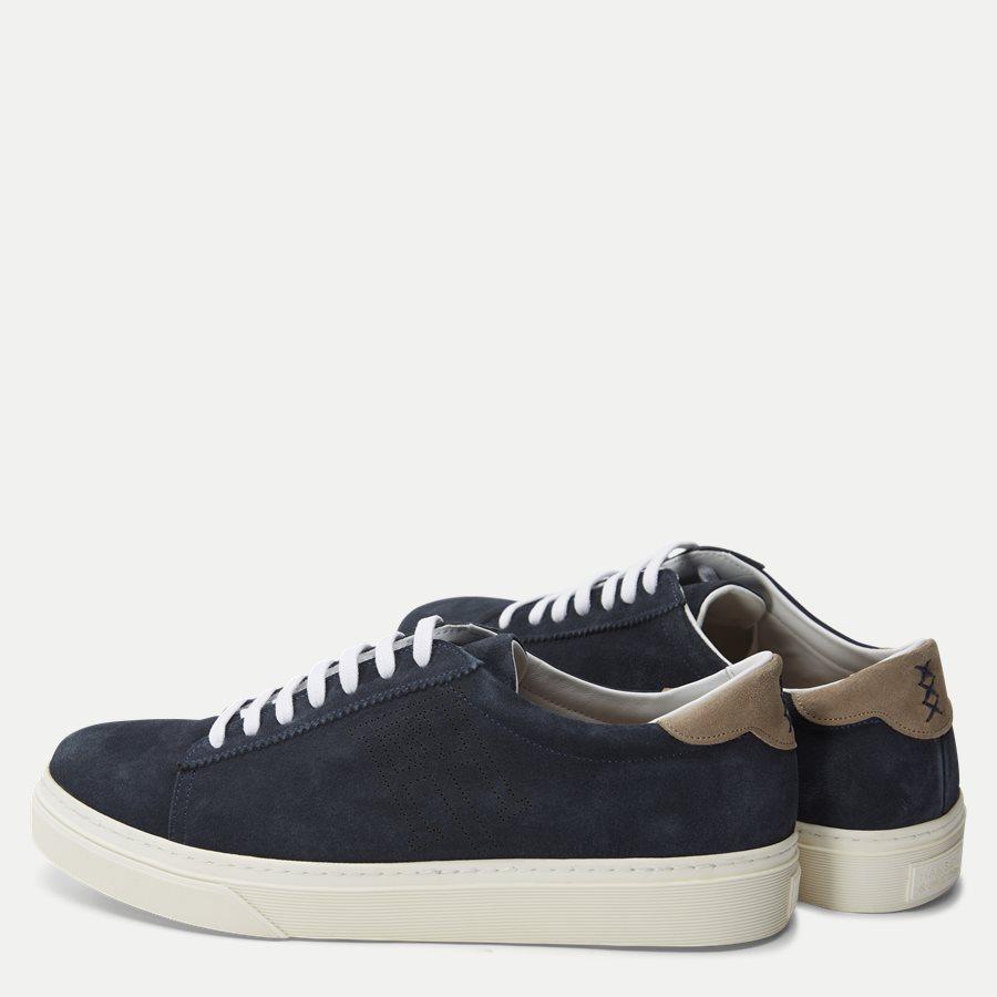 04724 VESPA SNEAKER - Shoes - NAVY - 3