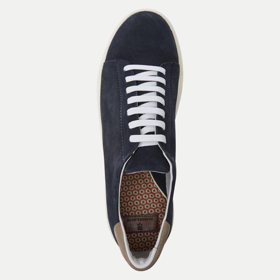 04724 VESPA SNEAKER - Shoes - NAVY - 4