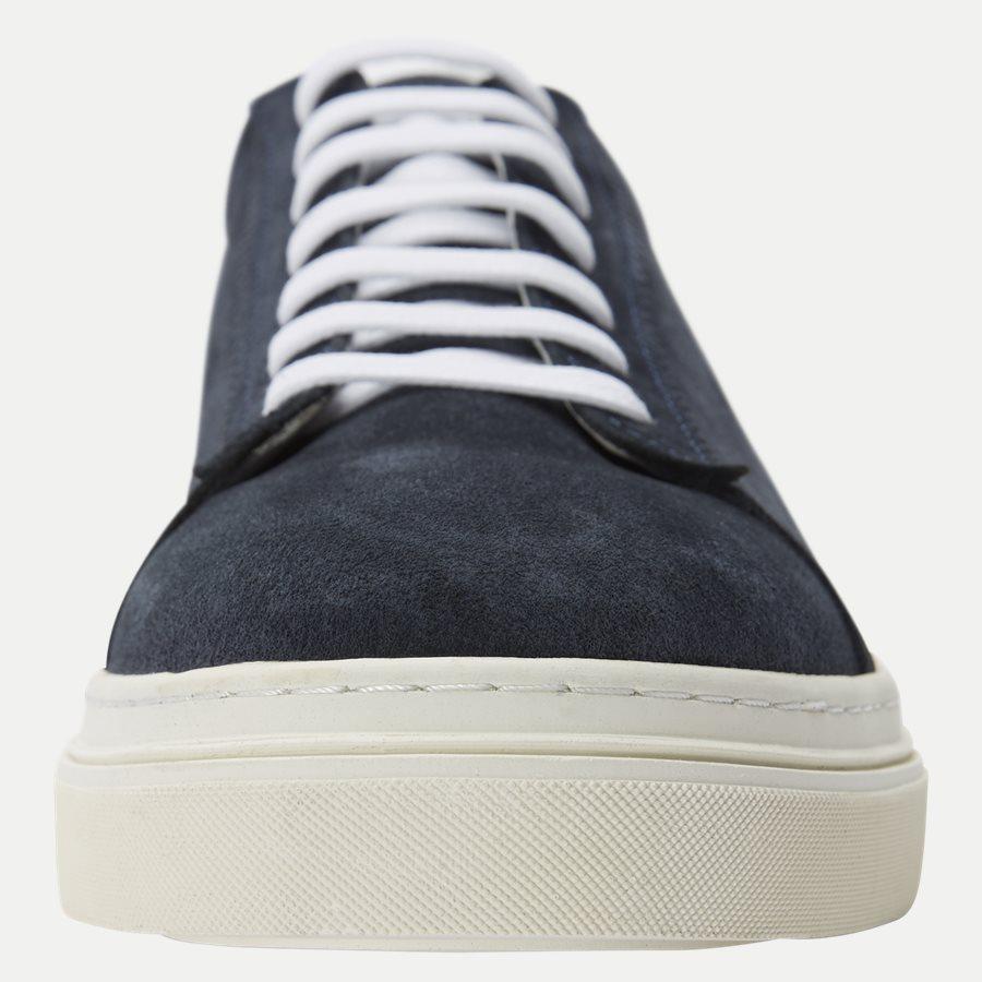 04724 VESPA SNEAKER - Shoes - NAVY - 6