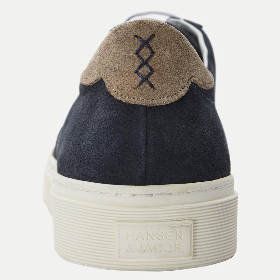 04724 VESPA SNEAKER - Shoes - NAVY - 7