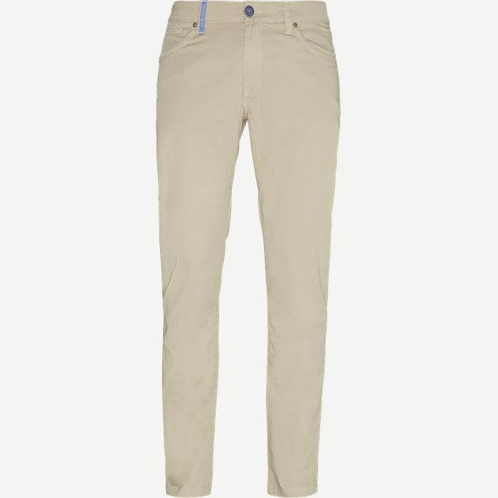 5-PKT Summer Pale Jeans - Jeans - Regular - Sand
